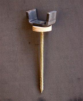 Kotwa typu U 15 cm ( na warstwę betonu o grubości 4-14 cm)
